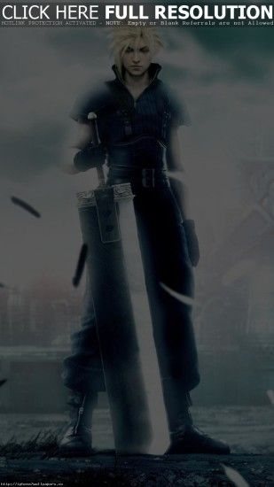 Final Fantasy 7 - Cloud Strife Android wallpaper - Android HD wallpapers