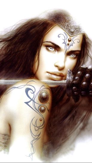 Fantasy Luis Royo. Wallpaper 588463