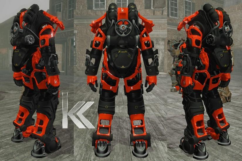 Kooj's Power Armor Frames at Fallout 4 Nexus - Mods and community