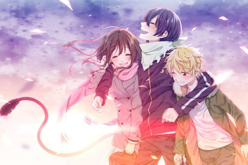 noragami wallpaper 2400x1350 for hd 1080p