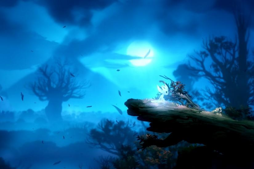 download free ori and the blind forest wallpaper 1920x1080 for samsung galaxy