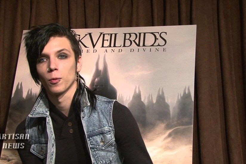 BLACK VEIL BRIDES BIERSACK THE PROPHET FOR LEGION OF THE BLACK MOVIE -  YouTube