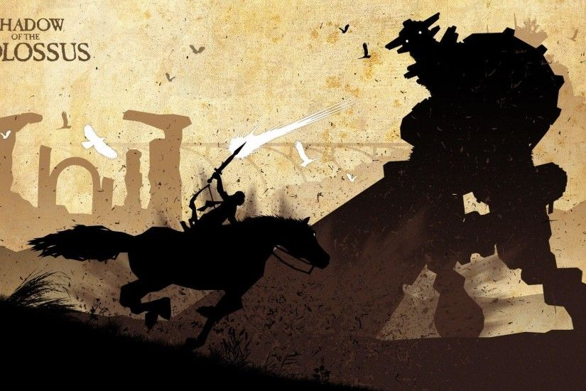 Mobile HD 1080x1920 Source · Shadow of the Colossus Wallpaper 67 images
