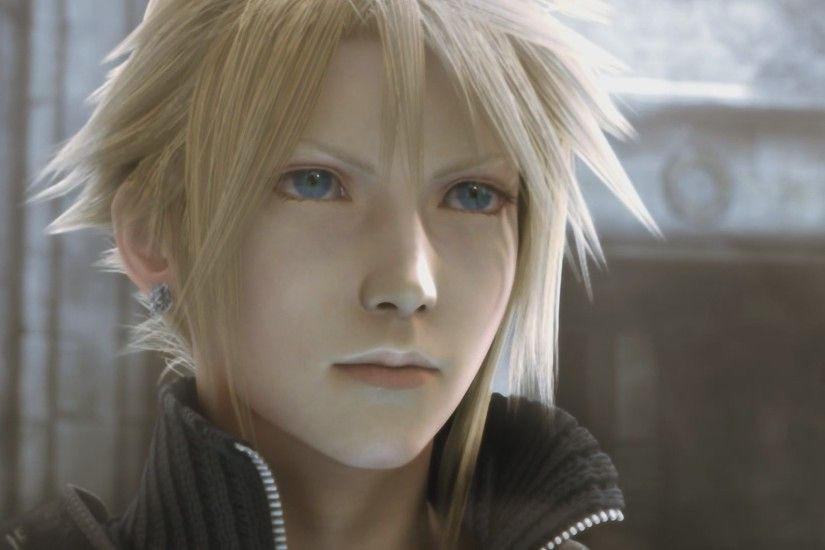 movies, Final Fantasy, Cloud Strife, Final Fantasy VII: Advent Children,  Cloud (character), CGI Wallpapers HD / Desktop and Mobile Backgrounds