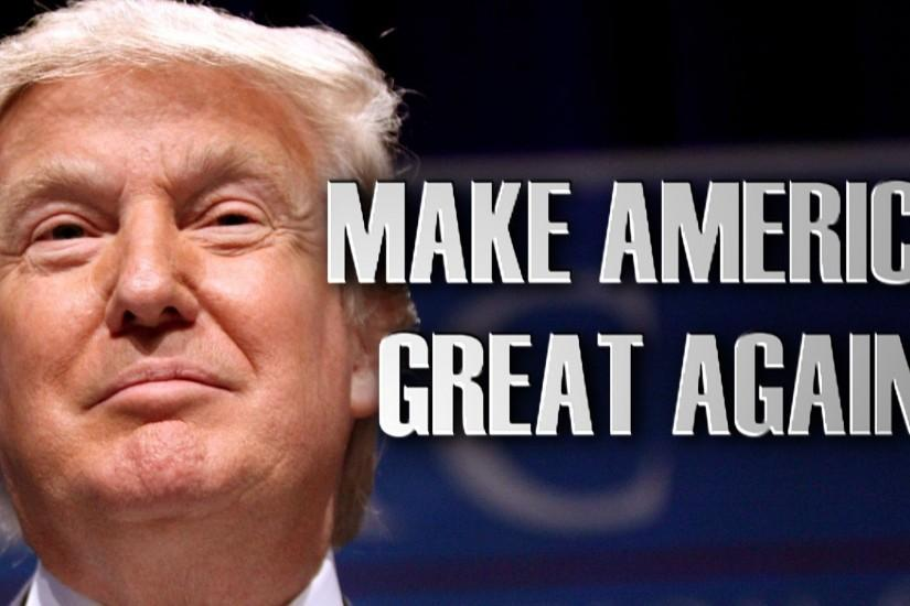... make america great again by Cloudartistmaster on ... Trump 2016 iPhone  Wallpaper - WallpaperSafari ...