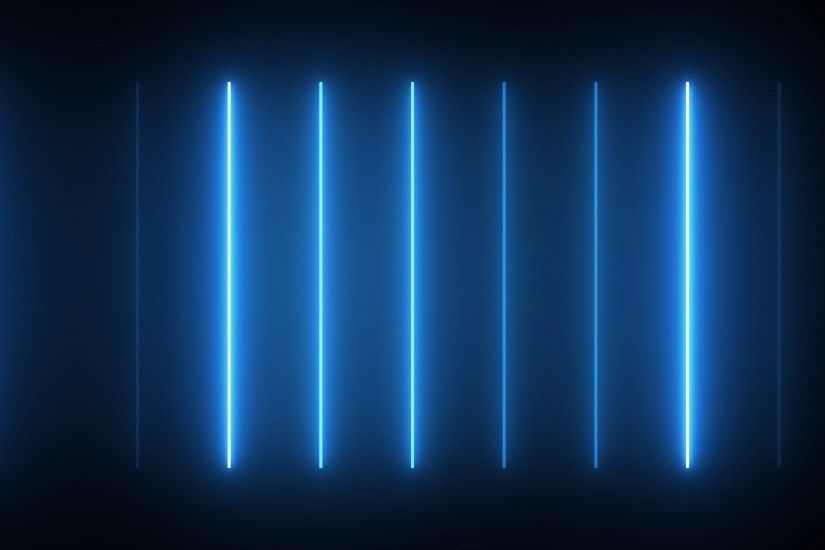 Vertical Neon - HD Video Background Loop