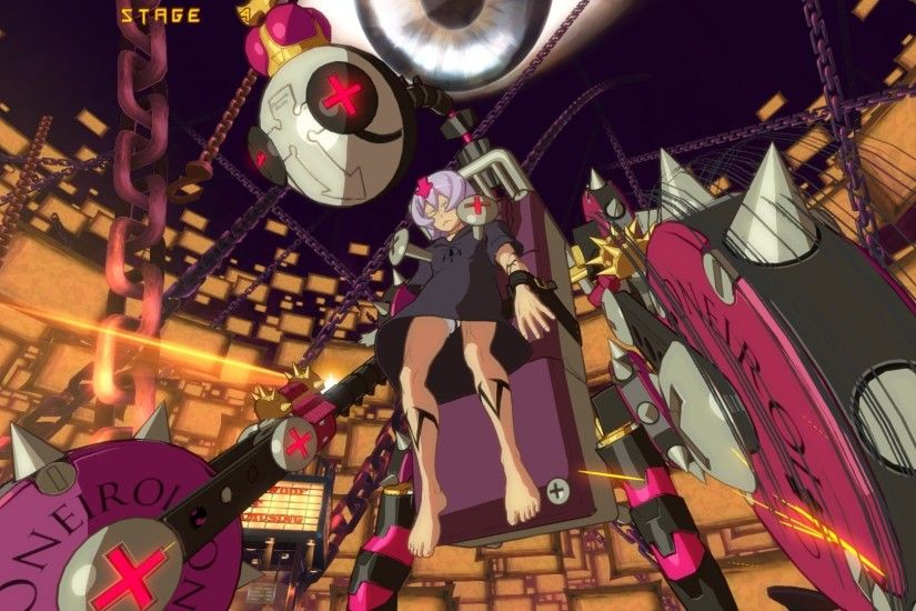 Guilty Gear: Bedman widescreen wallpapers