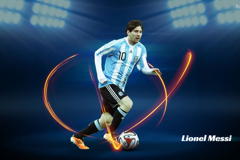 Messi Argentina HD 2015 Wallpaper