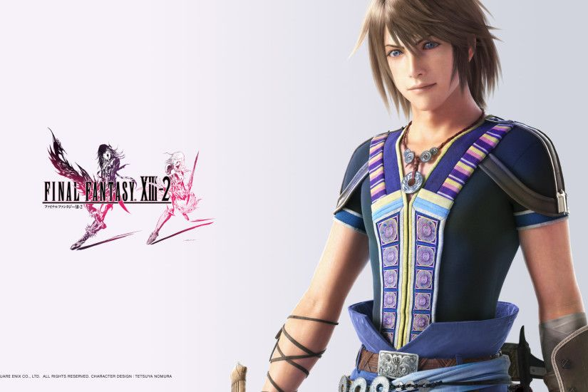1920×1200. Final Fantasy XIII-2: Mog Wallpaper Thumbnail