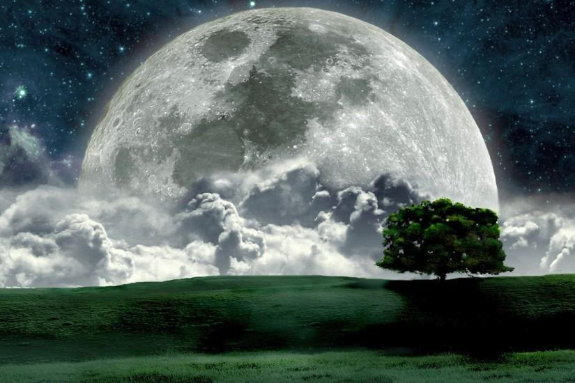 popular moon wallpaper 1920x1080 for tablet