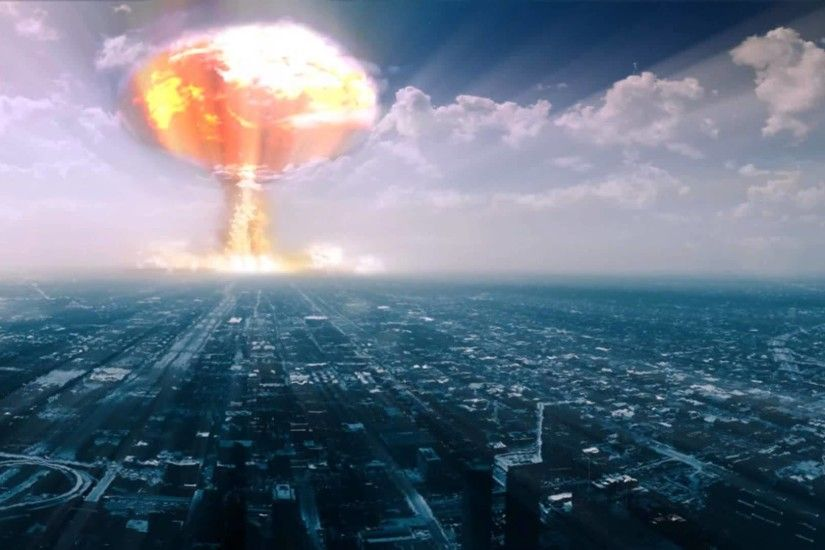 Nuclear Explosion Animated Wallpaper http://www.desktopanimated.com