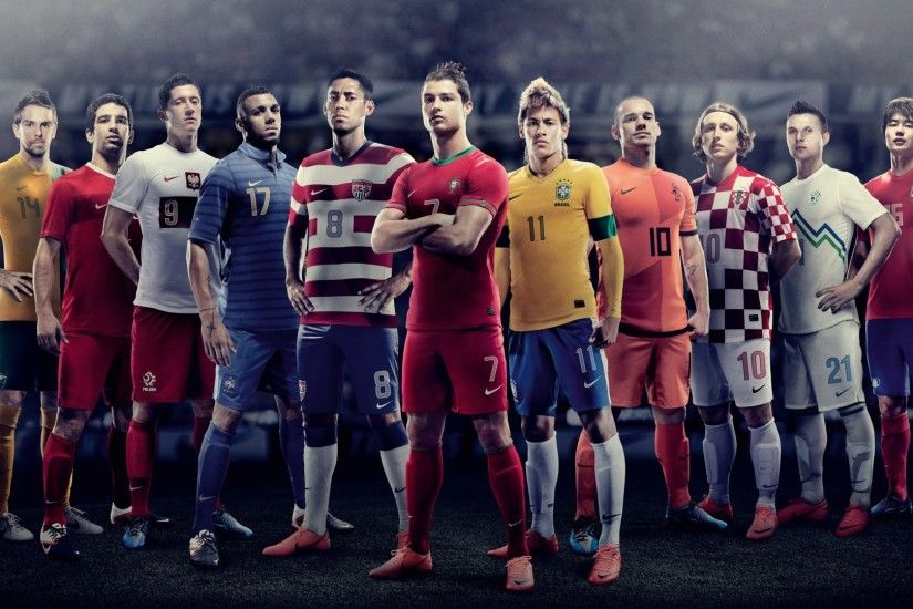 1920x1080 EURO 2012 Nike Football Wallpapers HD