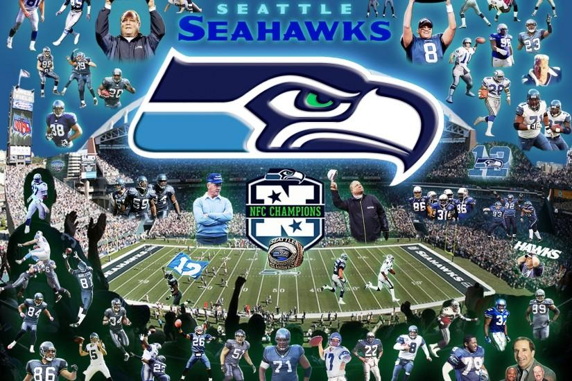 Seattle Seahawks Champions Wallpaper