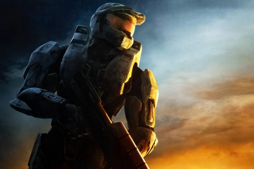 Halo 3 Sunset HD Wallpapers - HD Wallpapers Inn
