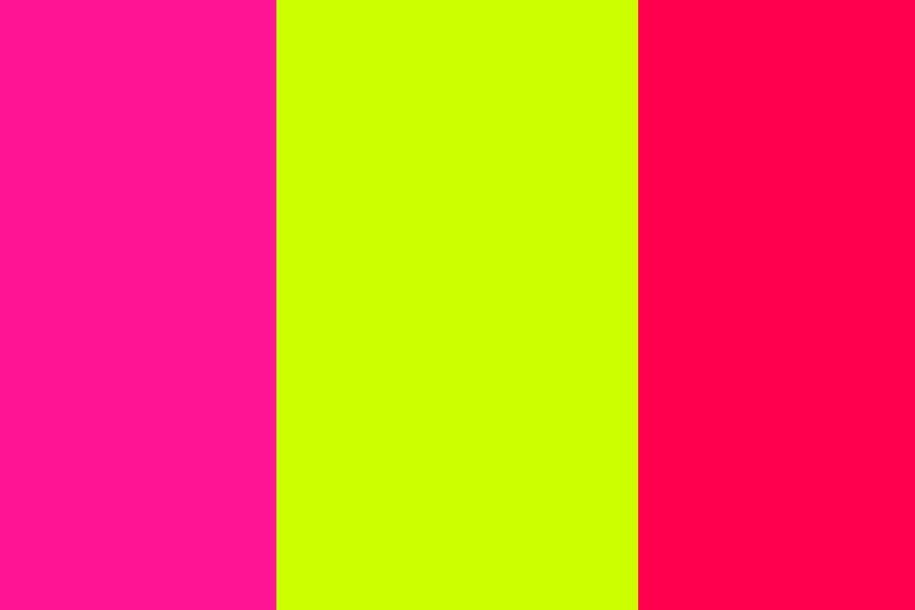 2560x1440-fluorescent-pink-fluorescent-yellow-folly-three-color-