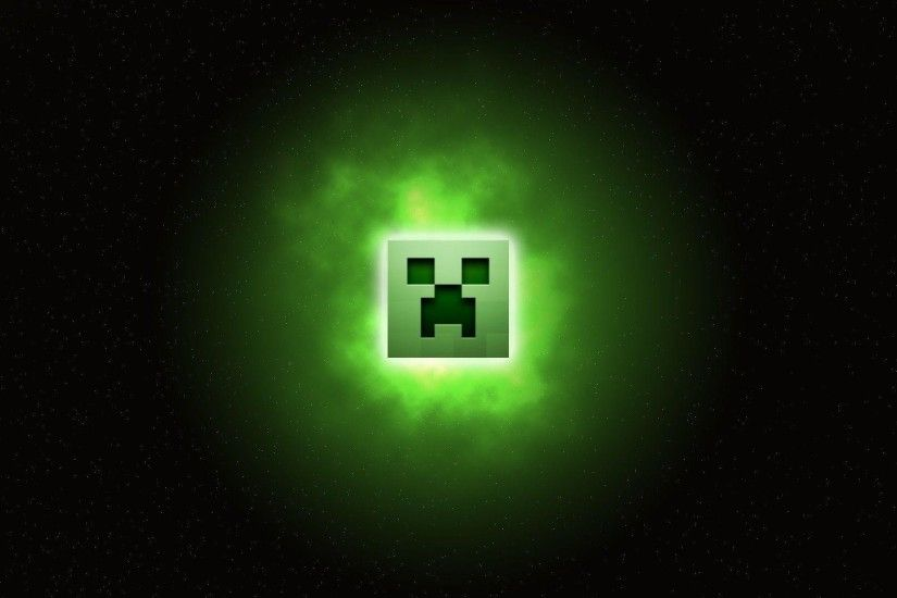 Minecraft Wallpaper Creeper Hd