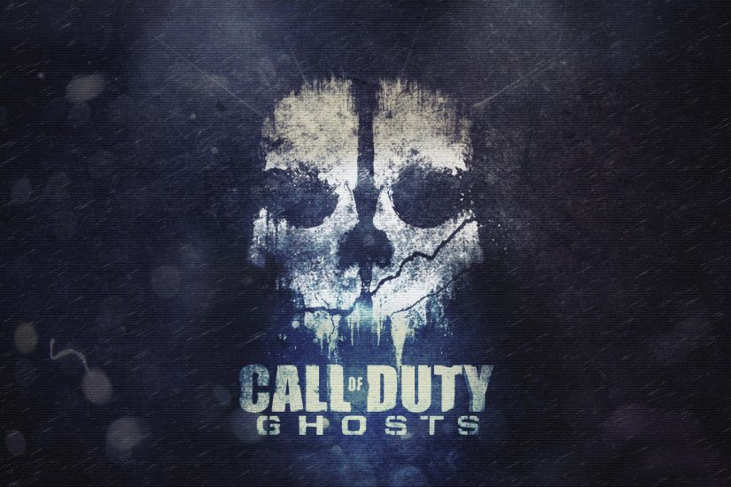 Call Of Duty Ghosts Skull Mask Wallpaper