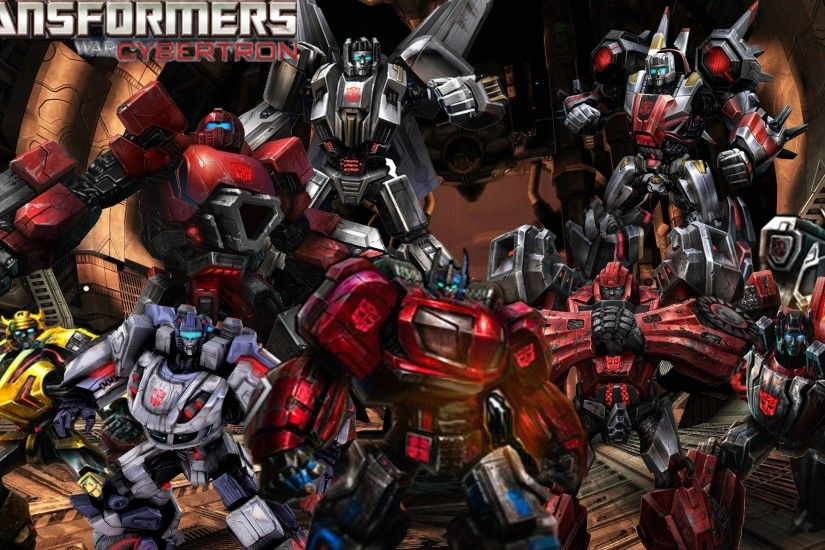 Images For > Optimus Prime War For Cybertron Wallpaper
