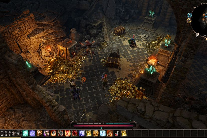 However this is also where Divinity: Original Sin 2's biggest problem rears  its head. The game is terrible at informing you if you are on the right  track in ...