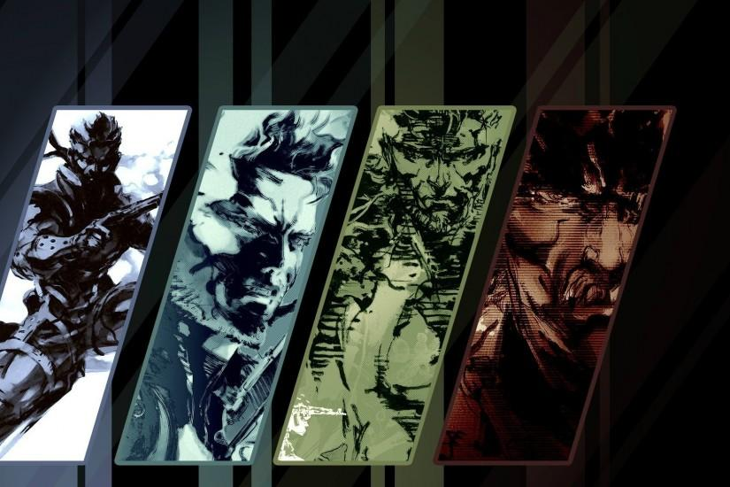 beautiful metal gear wallpaper 1920x1080
