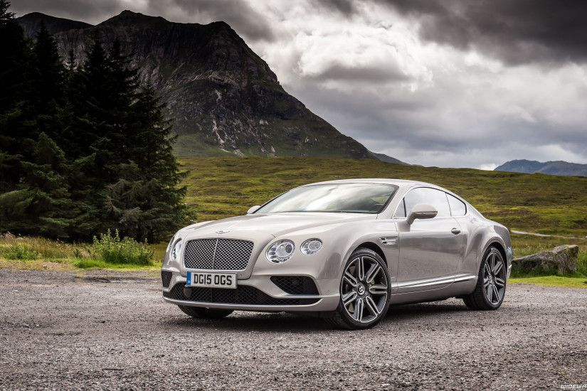 Bentley Continental ...