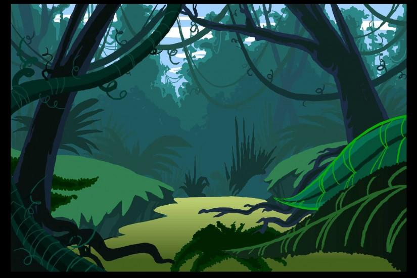 rainforest background - Google Search