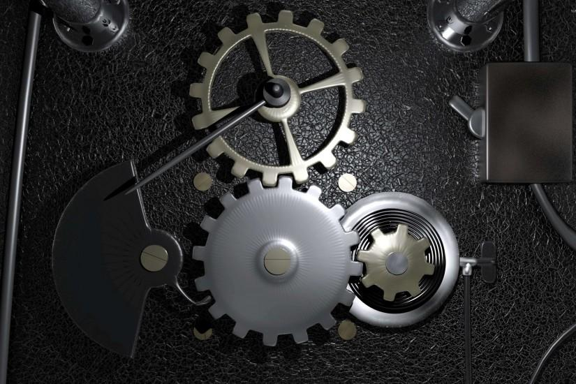 Gears in a machine wallpaper 2560x1600 jpg