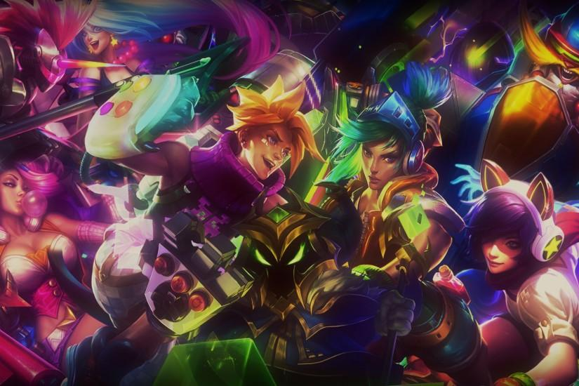 ... Arcade - Desktop Wallpaper by lol0verlay