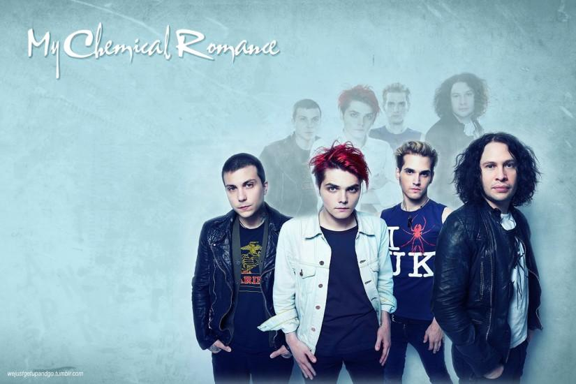 MCR Wallpaper By Ember92 On DeviantArt 1280x1024 · Motorbike Wallpapers ...