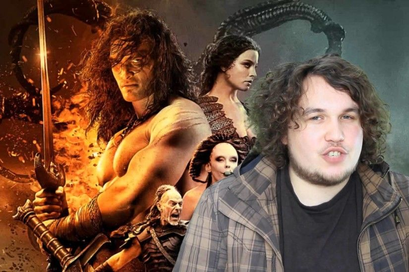 """CONAN"" (2011) Jason Momoa 