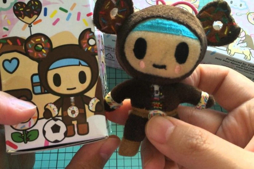 10-13-14 - Tokidoki Donutella Plushies Blind Box!!