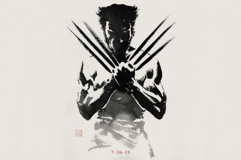 Movie - The Wolverine Wolverine Wallpaper