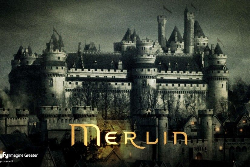 Merlin 2008 Syfy Castle Wallpaper HD Wallpaper, Merlin 2008 Season 6, Bbc  Merlin Tv
