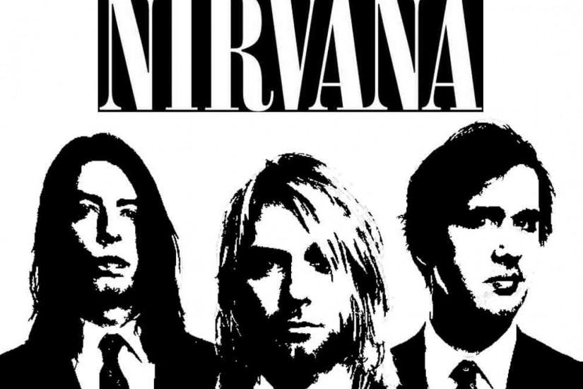 Nirvana Wallpaper Desktop HD picture • iPhones Wallpapers