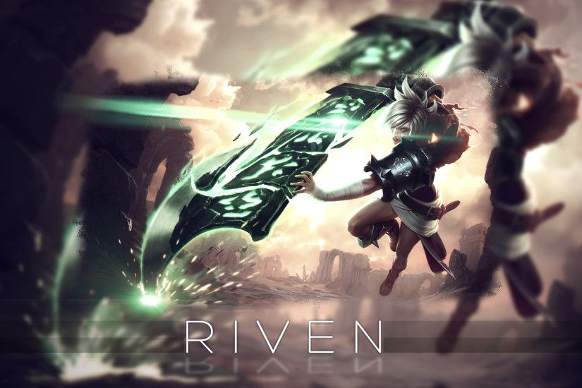League Of Legends, Video Games, Riven Wallpapers HD Desktop and.