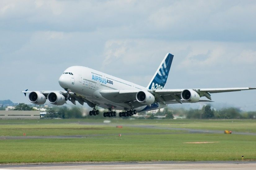 Airbus A380 HD Wallpaper for free. Download Airbus A380 Photo for your  Desktop Background under