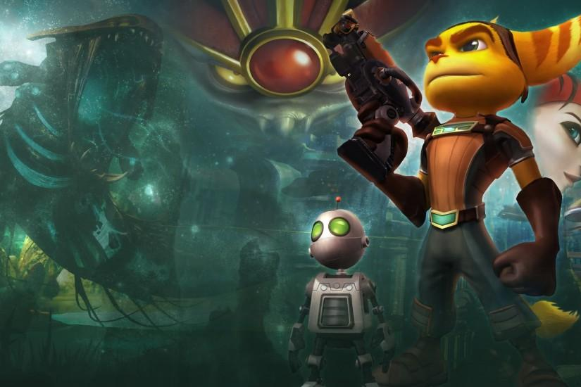 Ratchet And Clank Tools Of Destruction Wallpaper 207527