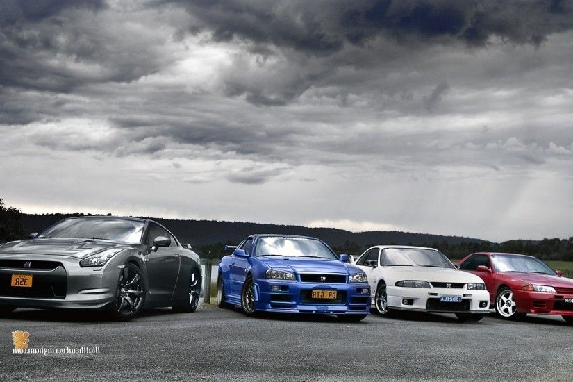Skyline R Wallpapers Group 800×500 Nissan Skyline GTR R34 Wallpapers |  Adorable Wallpapers