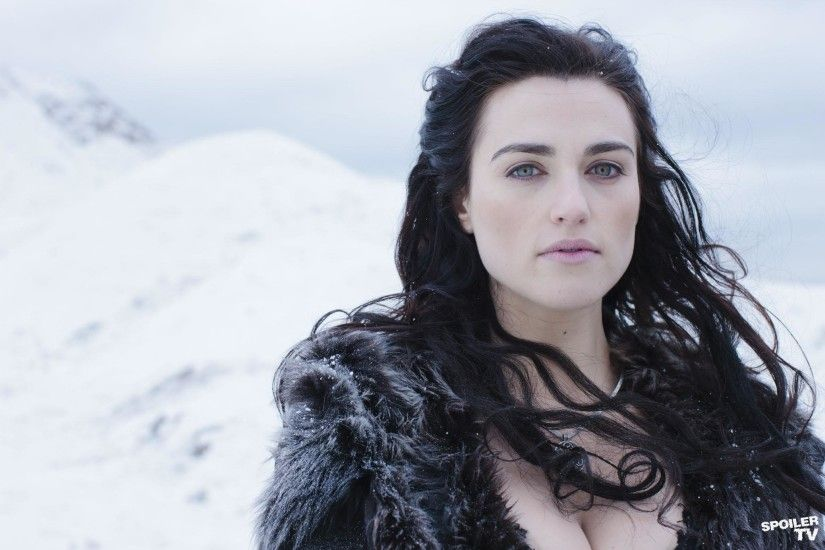 """Merlin"" Series 5 Promotional Pictures - Katie McGrath as Morgana"