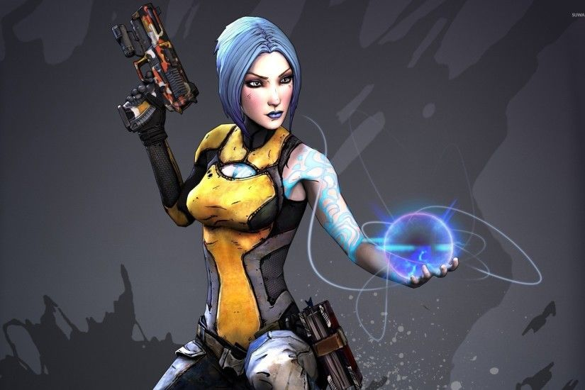 Maya - Borderlands 2 wallpaper