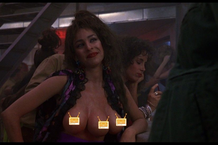 Mary, the prostitute with 3 boobs from Total Recall