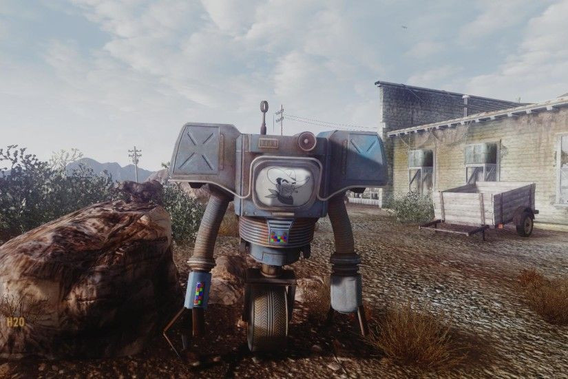 Modded Fallout: New Vegas Looks Stunning in 1080p Three Years After Launch