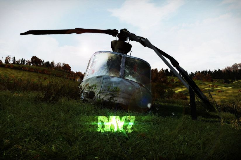 Dayz Game Helicopter Wallpaper