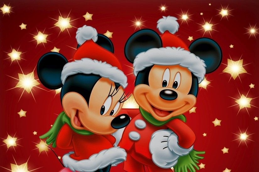 1920x1200 Mickey Mouse and Minnie wallpaper #30344