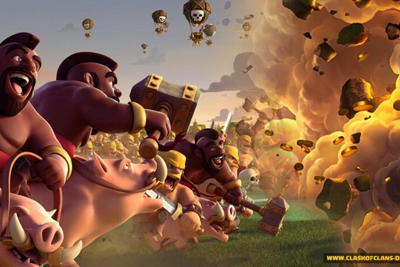 Clash of Clans Artwork HD Wallpaper Places to Visit Pinterest 1920×1080  Clash Of Clans