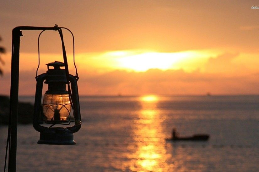 oil lamp on panaji beach india | Desktop Backgrounds for Free HD .