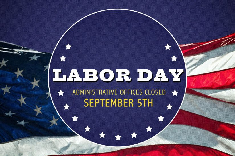 St. Peter's administrative office will be closed on Monday, September 5th  in observation of the Labor Day holiday.