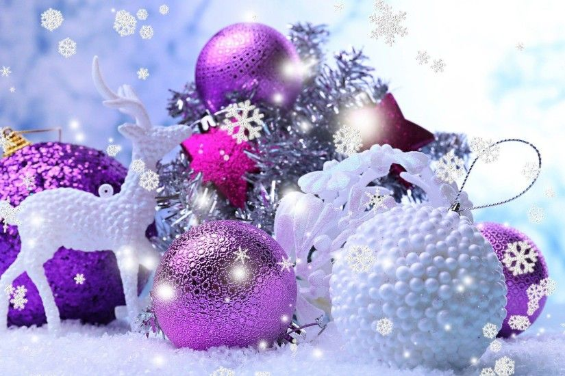 Christmas Balls Wallpaper | HD Christmas Wallpaper Free Download ...