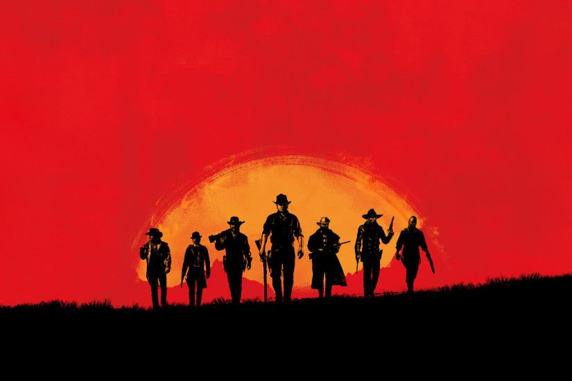 193 Red Dead Redemption 2 HD Wallpapers | Background Images - Wallpaper  Abyss