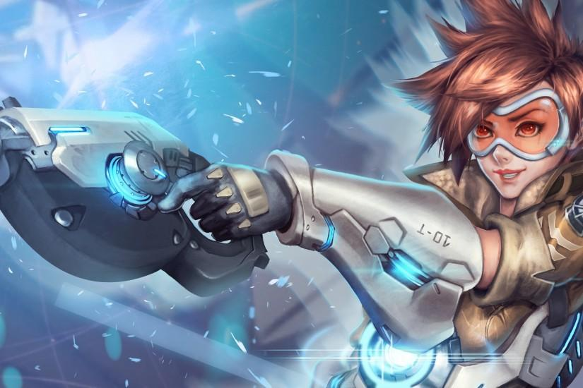 tracer wallpaper 3840x2160 ipad